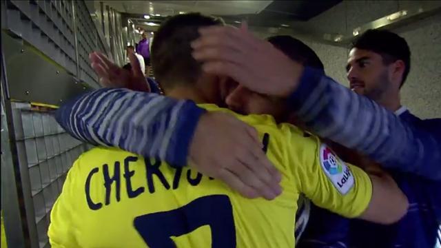Перед матчем с «Вильярреалом» игроки «Реала» тепло поприветствовали Черышева