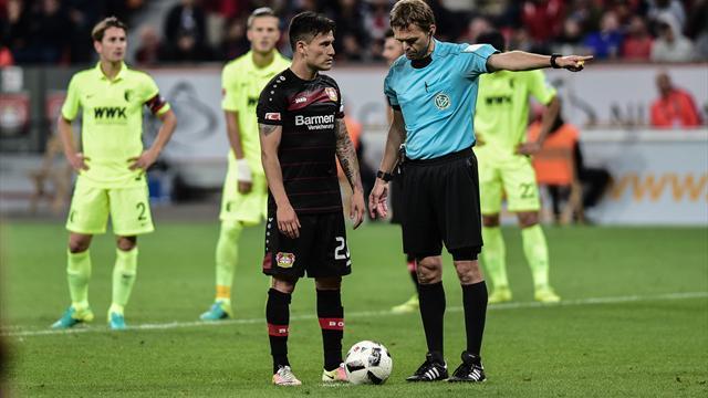 Nervenbündel des Tages: Charles Aranguiz (Bayer Leverkusen)