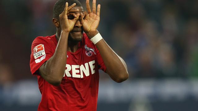 Spieler des Tages: Anthony Modeste (1. FC Köln)