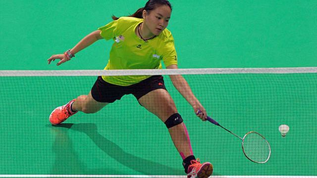 Fin du 14e CMU de Badminton