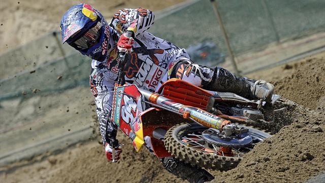 Millionenvertrag: Motocross-Star Roczen wechselt von Suzuki zu Honda