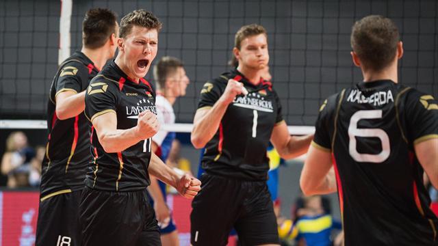 EM-Ticket: Volleyballern fehlen noch zwei Siege