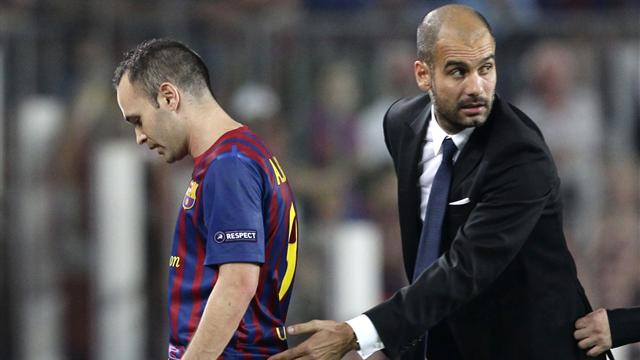Iniesta: I'd reject Pep to retire at Barca