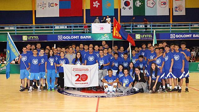 # IDUS2016 célébrations en Mongolie
