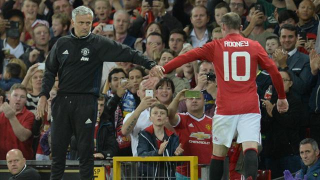 Rooney : «Je veux être titulaire»