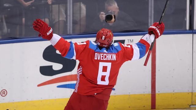 Russland folgt Kanada ins Halbfinale, USA blamieren sich