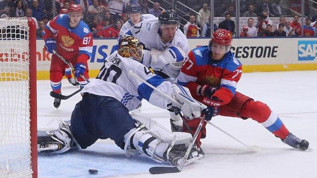 Россия победила Финляндию и взяла бронзу