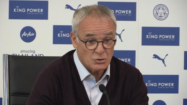 """Ranieri : """"Je souhaite le meilleur à Mourinho... après samedi"""""""