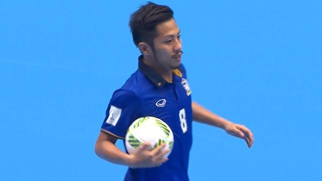 Futsal World Cup: Azerbaijan outlast Thailand in TWENTY-ONE goal thriller