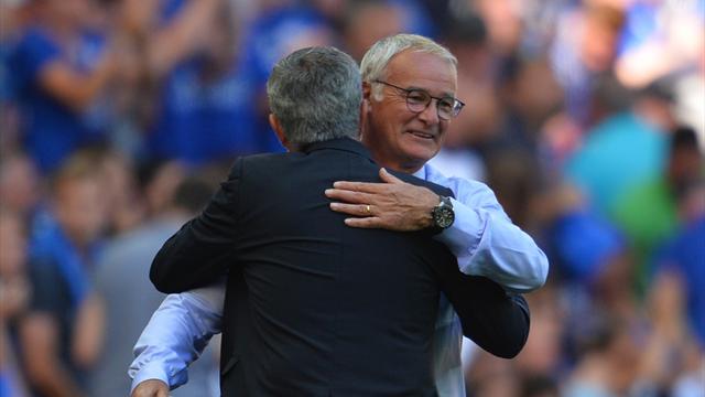 Mourinho feud is 'prehistoric', says Ranieri