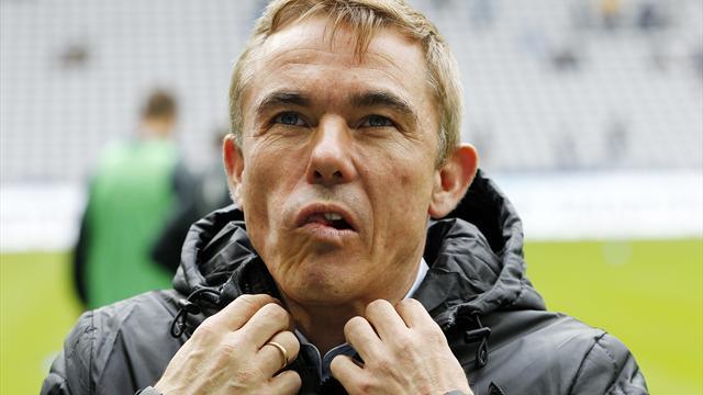 Interimstrainer Janßen bleibt VfB Stuttgart als Scout erhalten