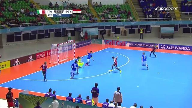 Futsal-WM: 3:4 nach Verlängerung! Italien geht k.o.