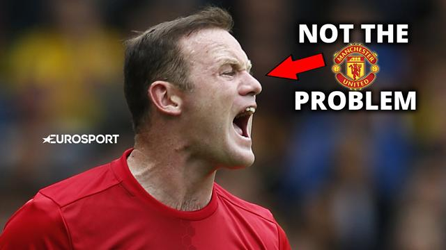 Why Wayne Rooney isn't the problem at Manchester United