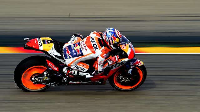Libres 2 : Honda reste en tête, avec Pedrosa cette fois
