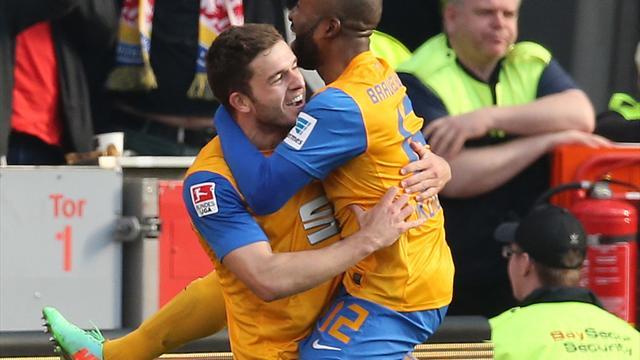 Tabellenführer Braunschweig zurück in Erfolgsspur