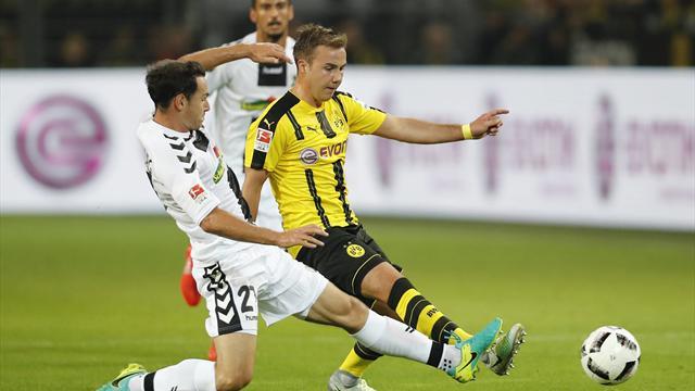 BVB erkämpft Heimsieg gegen Freiburg