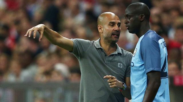 """Touré-Berater greift Guardiola erneut an: """"Er denkt, er sei Gott"""""""