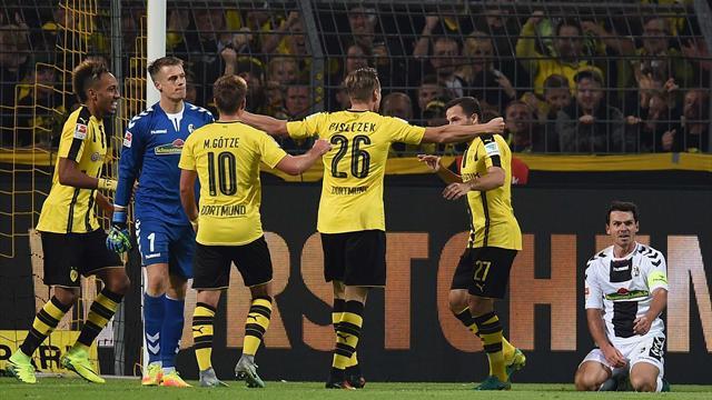 Dembélé régale, Guerreiro marque encore et Dortmund poursuit sur sa lancée