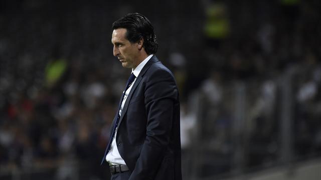 Emery : «Je ne recruterais aucun joueur de l'OM»