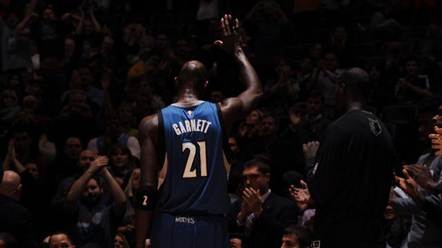 加内特宣布退役 狼王结束21年职业生涯