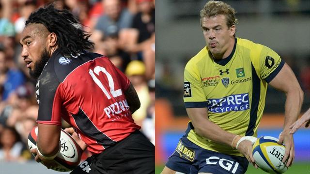 Toulon - Clermont, c'est la nouvelle grande rivalité du rugby français