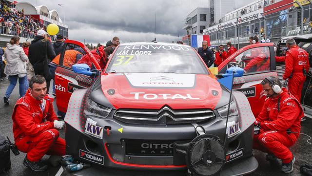 Triumph perfekt: Citroen erneut Hersteller-Weltmeister