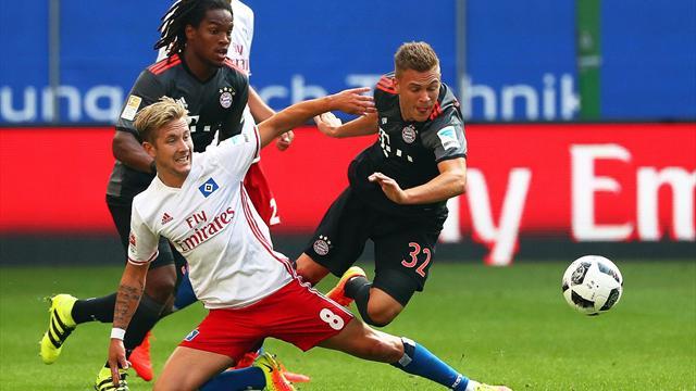 Rivales de los españoles: El Bayern gana in extremis y el Gladbach, sin apuros