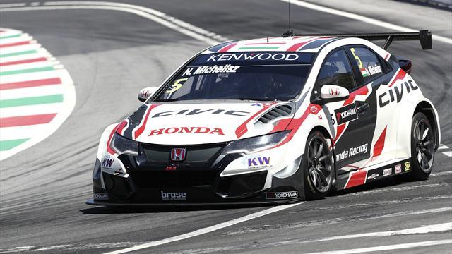 WTCC China: Honda siegt im Teamzeitfahren