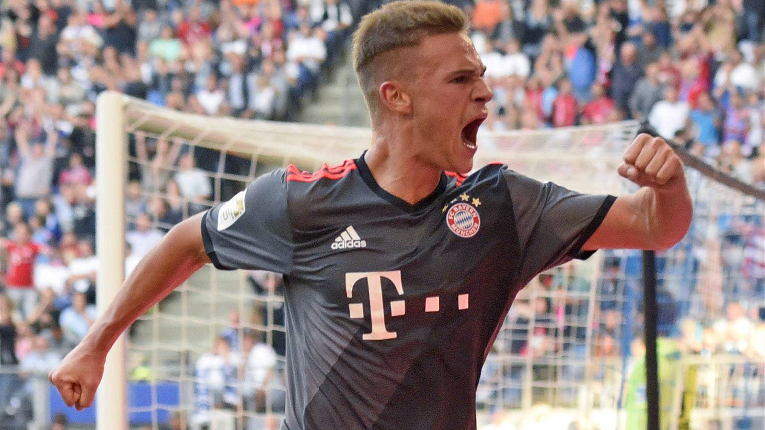 Seconda Maglia FC Bayern München Joshua Kimmich