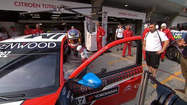 Lopez claims pole yet again at WTCC Shanghai