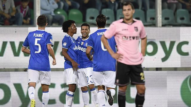 Juventus-Palermo: probabili formazioni e statistiche