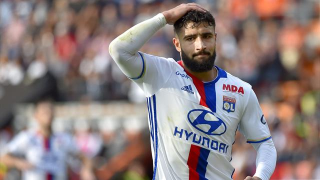 Comme pour Balotelli, Aulas demande l'annulation du carton rouge de Fekir — Lyon