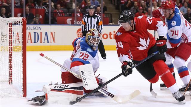 Канада обыграла Россию