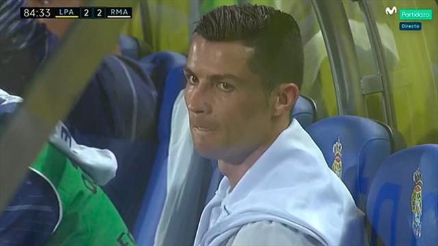 CR7, Bale y Ramos juzgan error de Keylor Navas