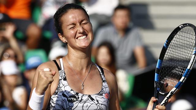 WTA Seúl: Lara Arruabarrena conquista su segundo título ante Monica Nicolescu