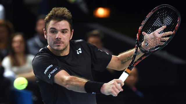 Tennis : Wawrinka - Zverev EN DIRECT