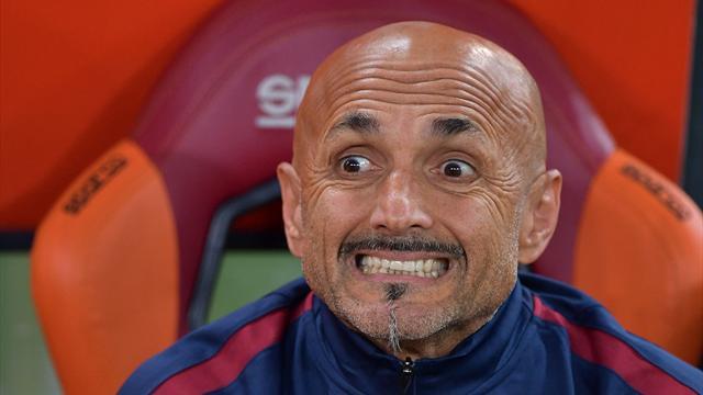 """Spalletti: """"Esame importante contro squadra forte. Per Florenzi c'è preoccupazione"""""""
