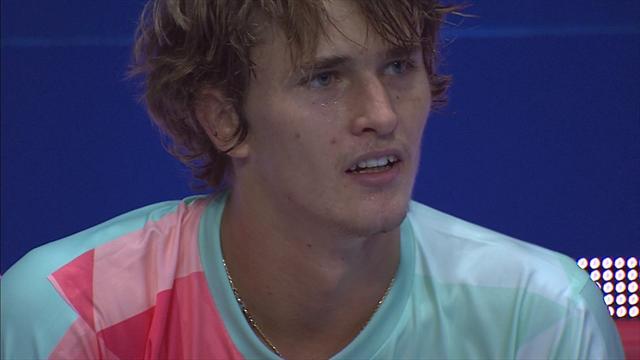 Как Зверев сокрушил Вавринку в Питере и выиграл первый ATP-турнир
