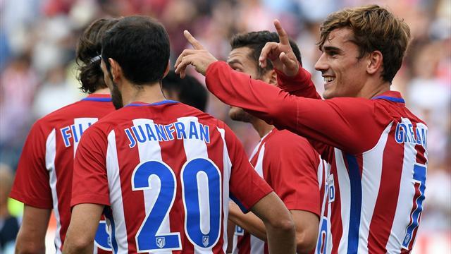 5 команд гарантировали себе место вплей-офф Лиги чемпионов