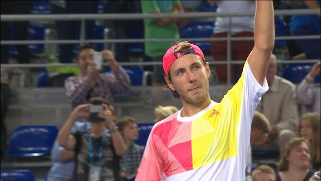 Tennis : S�rieux, appliqu� et r�aliste, Pouille a r�alis� la finale parfaite