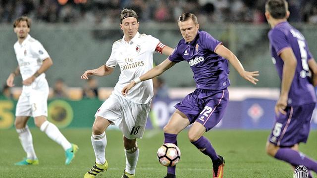 Milan-Fiorentina: probabili formazioni e statistiche