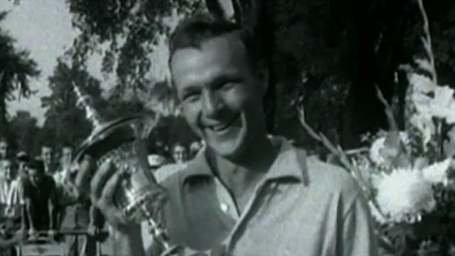 Avec la disparition de Palmer, le golf perd sa première star