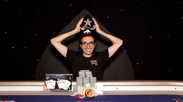 France Poker Series : Gabriel Nassif sacré à Deauville !