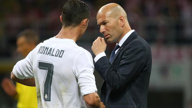 Zinédine Zidane: Bester Real-Coach aller Zeiten?!