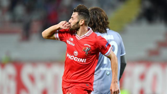 Perugia, ecco il 1° successo. Nicastro piega la Spal: 1-0