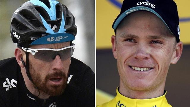 Froome says questions remain over Wiggins seeking approval to use triamcinolone