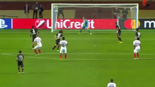 Glik a sauvé Monaco avec «l'un des plus beaux buts» de sa vie