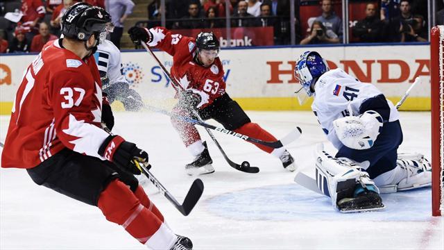 Канада обыграла сборную Европы в первом матче финала Кубка мира