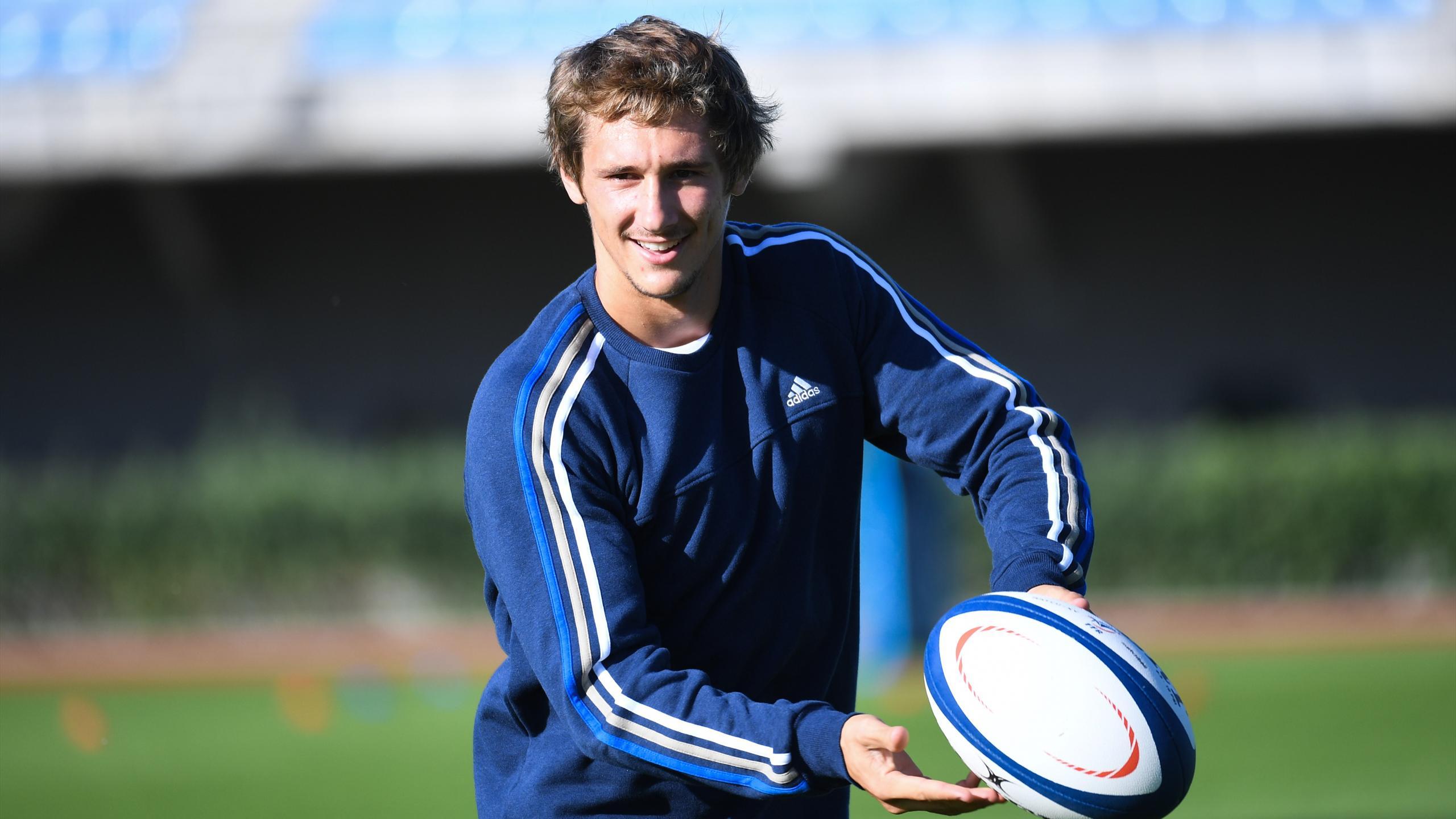Baptiste Serin (XV de France) - 27 septembre 2016