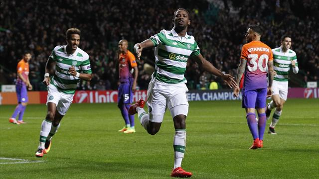 Celtic hold Manchester City in six-goal classic